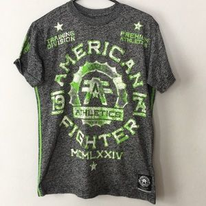 2/$20 American Fighter Workout Shirt Men's Small